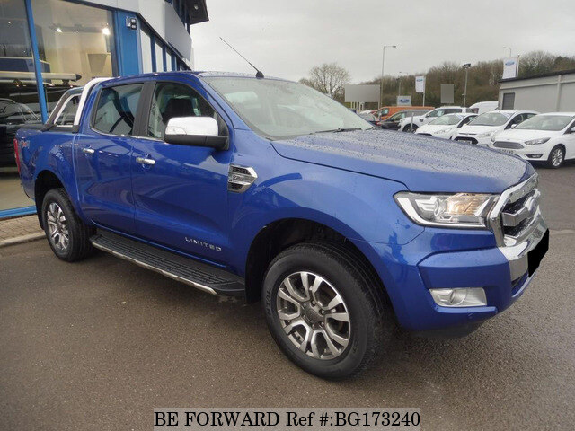Ford Ranger 2017 >> Used 2017 Ford Ranger Automatic Diesel For Sale Bg173240 Be Forward
