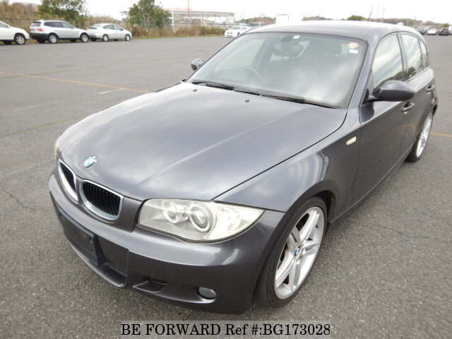 Used 2006 BMW 1 SERIES BG173028 for Sale