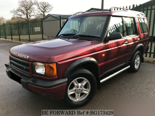 Remarkable Used 2002 Land Rover Discovery Manual Diesel For Sale Bg173429 Be Wiring Database Rimengelartorg