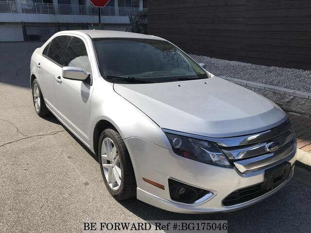 2012 Ford Fusion For Sale >> Used 2012 Ford Fusion For Sale Bg175046 Be Forward