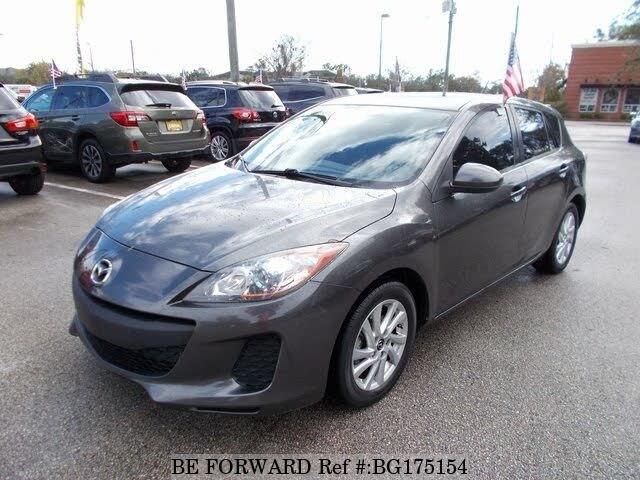 Mazda 3 Hatchback Used >> Used 2013 Mazda Mazda3 For Sale Bg175154 Be Forward