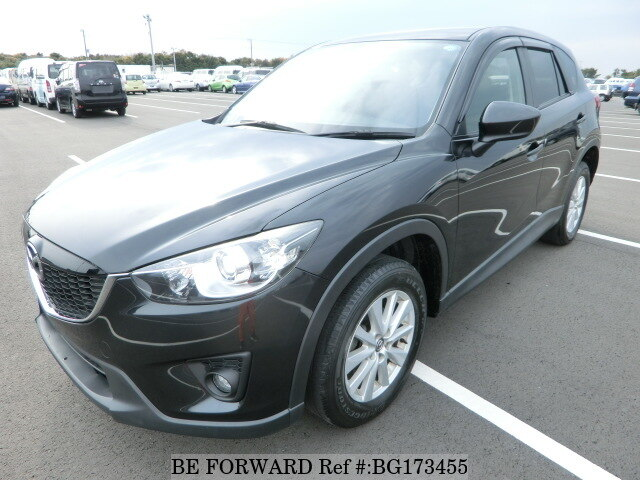 Used 2012 MAZDA CX-5 BG173455 for Sale