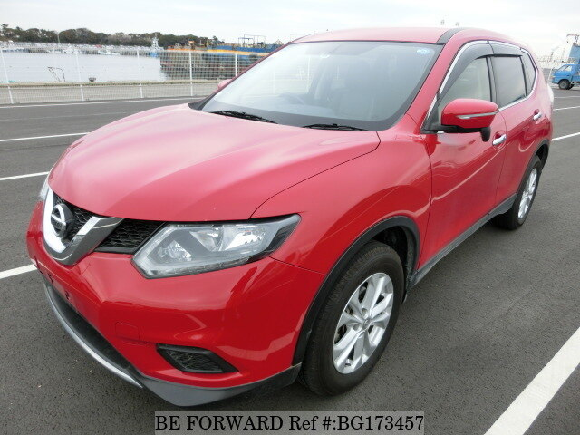 Used 2014 NISSAN X-TRAIL BG173457 for Sale