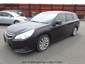 Used 2010 SUBARU LEGACY TOURING WAGON BG173825 for Sale