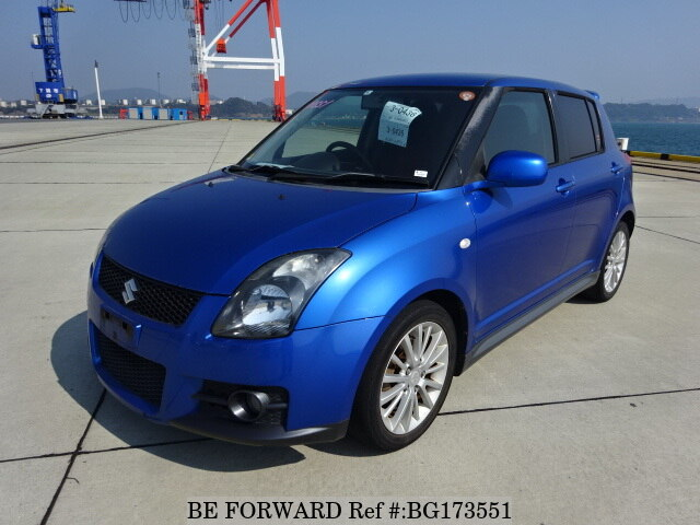 Used 2006 SUZUKI SWIFT BG173551 for Sale