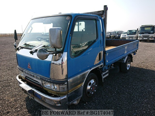 Used 1996 MITSUBISHI CANTER BG174047 for Sale