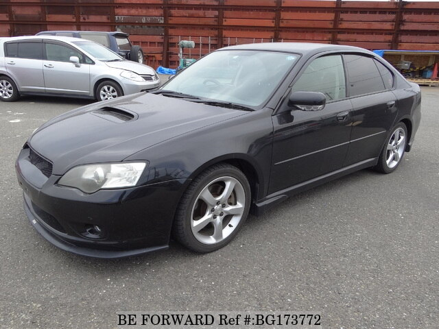 Used 2006 SUBARU LEGACY B4 BG173772 for Sale