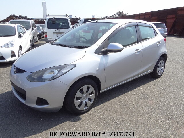 Used 2007 MAZDA DEMIO BG173794 for Sale