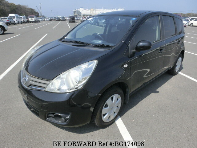 Nissan Note Occasion >> 2009 Nissan Note