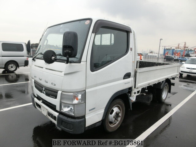 Used 2012 MITSUBISHI CANTER BG173861 for Sale