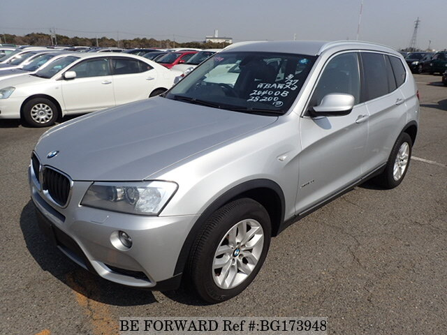 Used 2013 BMW X3 BG173948 for Sale