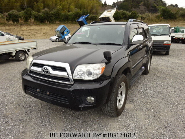Used 2006 TOYOTA HILUX SURF BG174612 for Sale