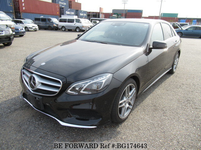 Used 2013 MERCEDES-BENZ E-CLASS BG174643 for Sale