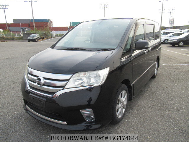 Used 2011 NISSAN SERENA BG174644 for Sale