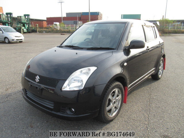 Used 2006 SUZUKI SWIFT BG174649 for Sale