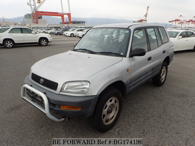 Used 1997 Toyota Rav4 Bg174196 For
