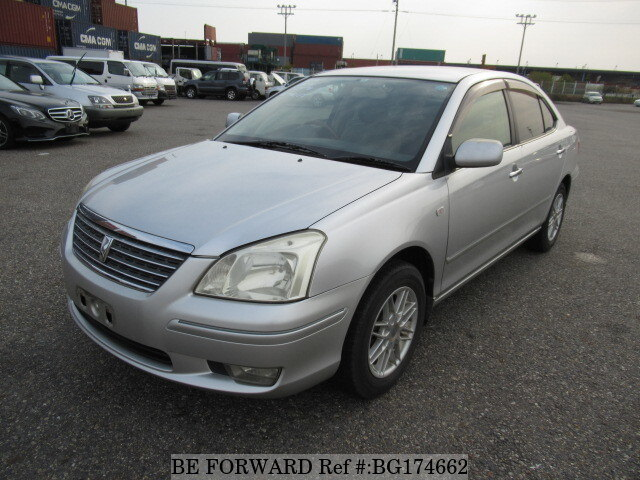 Used 2002 TOYOTA PREMIO BG174662 for Sale