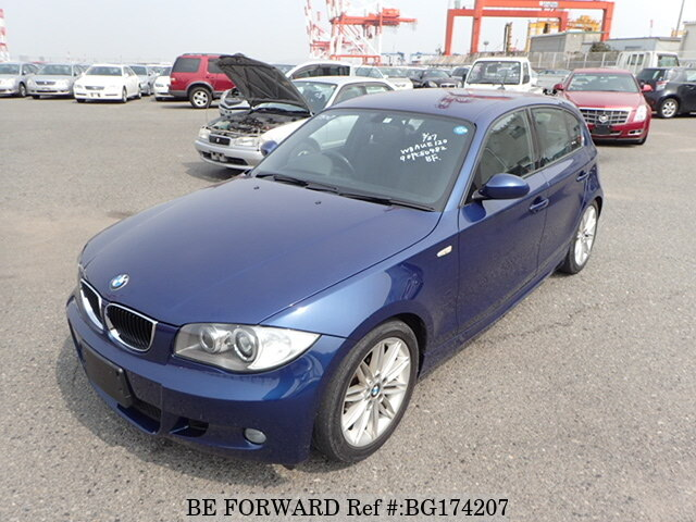 Used 2008 BMW 1 SERIES BG174207 for Sale