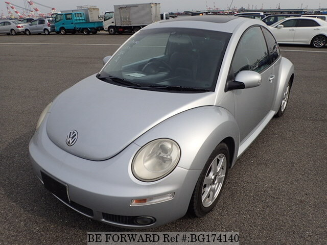 Used 2006 VOLKSWAGEN NEW BEETLE BG174140 for Sale