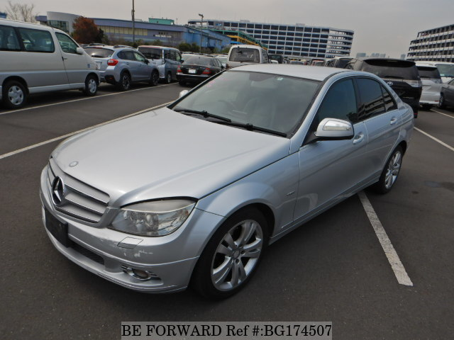 Used 2008 MERCEDES-BENZ C-CLASS BG174507 for Sale
