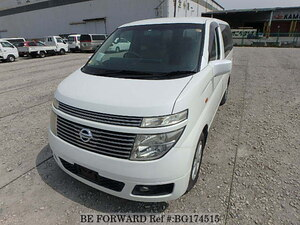 Used 2004 NISSAN ELGRAND BG174515 for Sale
