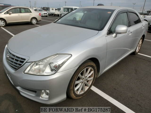 Used 2008 TOYOTA CROWN BG175287 for Sale
