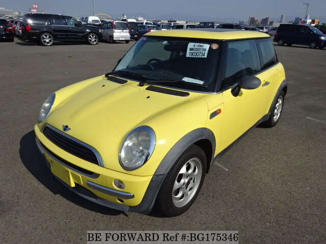 Used 2002 BMW MINI BG175346 for Sale