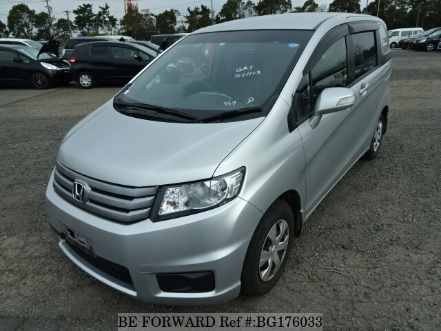 Used 2014 HONDA FREED SPIKE G JUST SELECTION/DBA-GB3 for ...