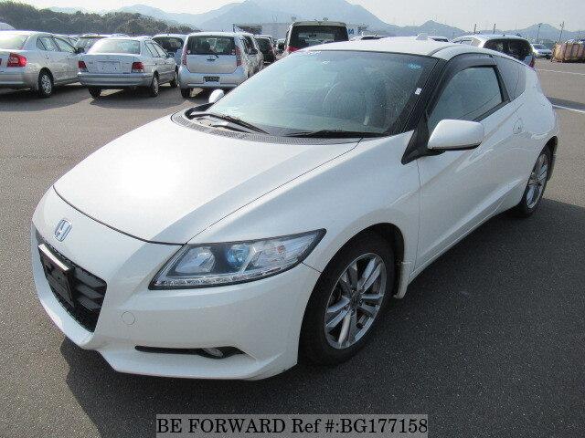 Crz For Sale >> Used 2011 Honda Cr Z Alpha Daa Zf1 For Sale Bg177158 Be