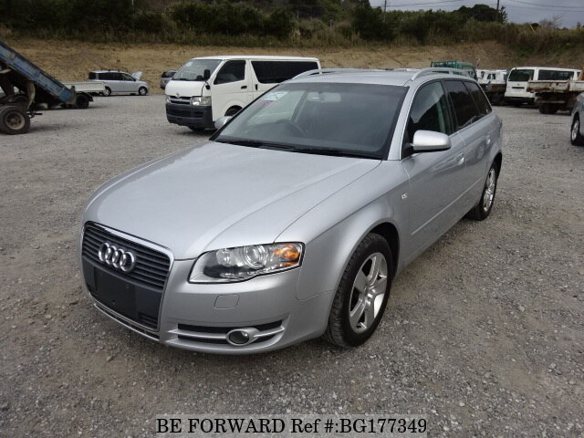Used 2006 AUDI A4 BG177349 for Sale