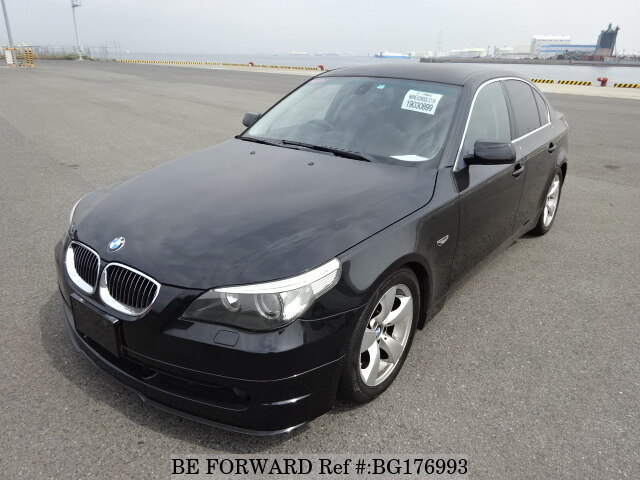 Used 2006 BMW 5 SERIES BG176993 for Sale