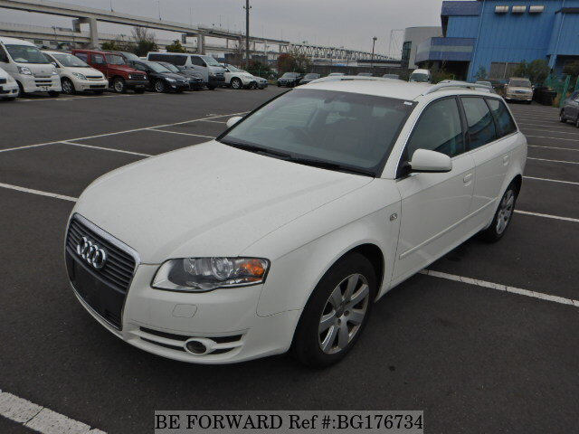 Used 2006 AUDI A4 BG176734 for Sale