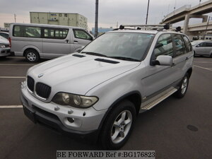 Used 2007 BMW X5 BG176823 for Sale
