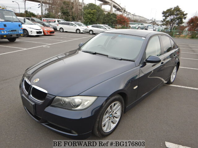 Used 2008 BMW 3 SERIES BG176803 for Sale