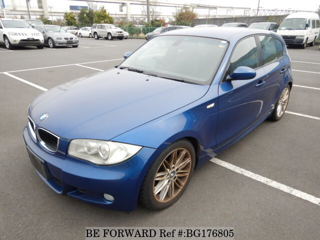 Used 2006 BMW 1 SERIES BG176805 for Sale