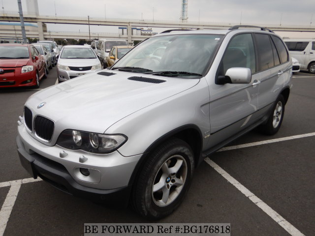 Used 2007 BMW X5 BG176818 for Sale
