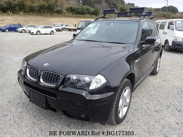 Used 2006 BMW X3 BG177303 for Sale