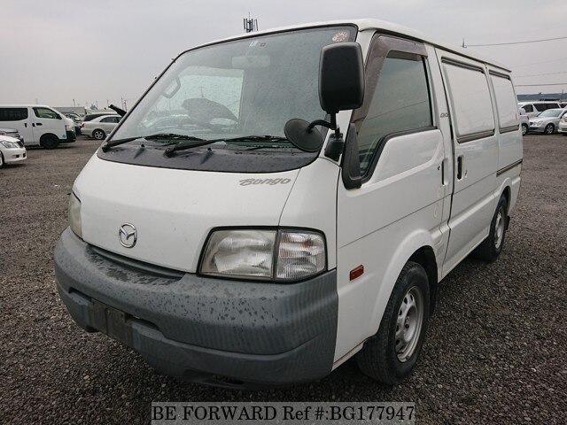 Used 2008 MAZDA BONGO VAN DX/ABF-SK82M for Sale BG177947 ...