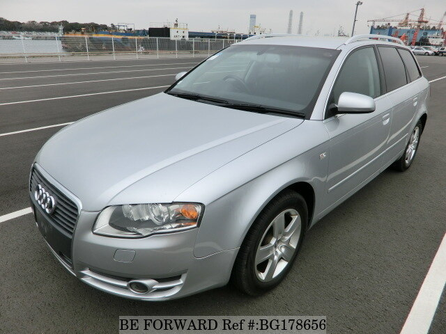 Used 2006 AUDI A4 BG178656 for Sale