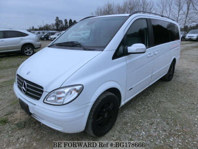 Used 2005 MERCEDES-BENZ VIANO BG178666 for Sale