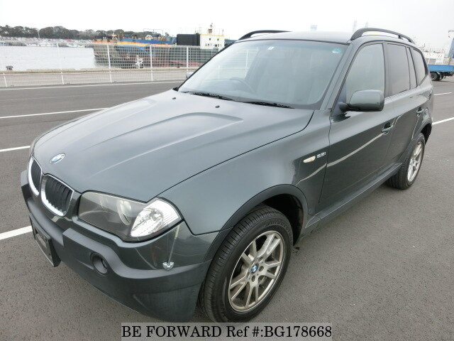 Used 2004 BMW X3 BG178668 for Sale
