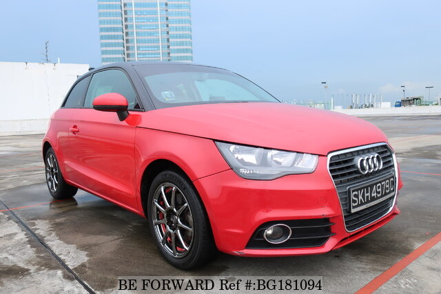 Used 2011 Audi A1 Tfsi Turbo For Sale Bg181094 Be Forward