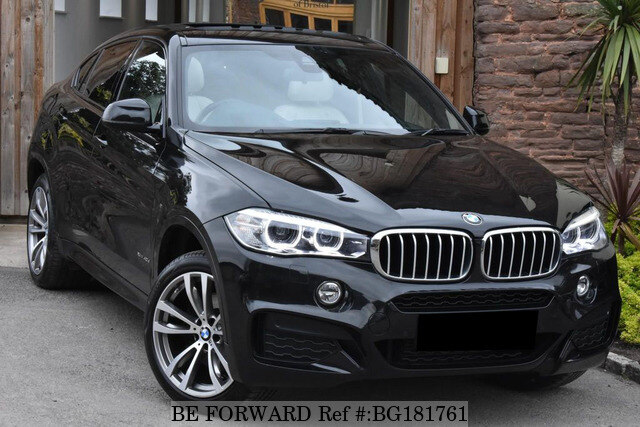 Used 2017 Bmw X6 Bg181761 For