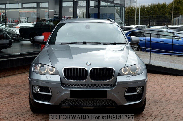 Used 2012 BMW X6 BG181797 for Sale