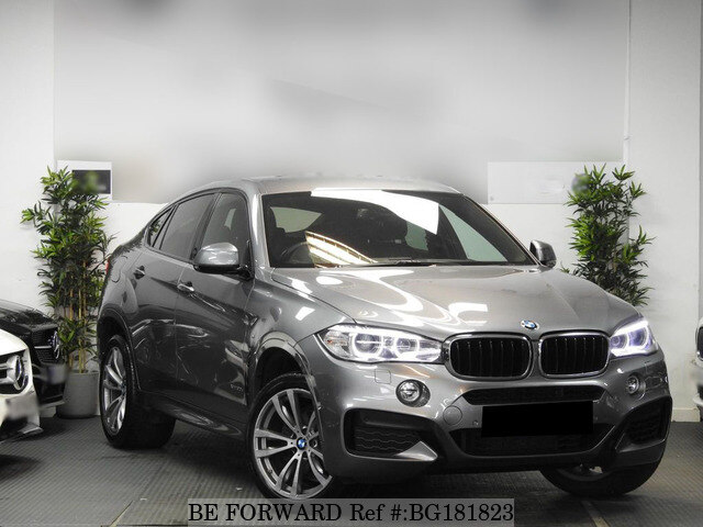 Used 2015 BMW X6 BG181823 for Sale