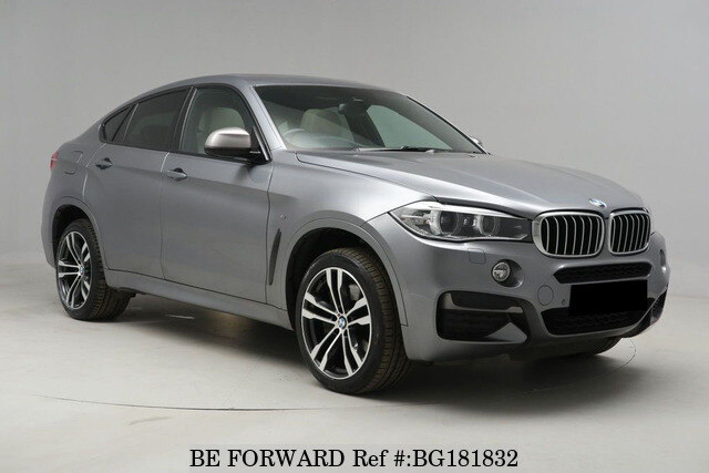 Used 2015 BMW X6 BG181832 for Sale