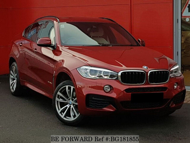 Used 2015 BMW X6 BG181855 for Sale