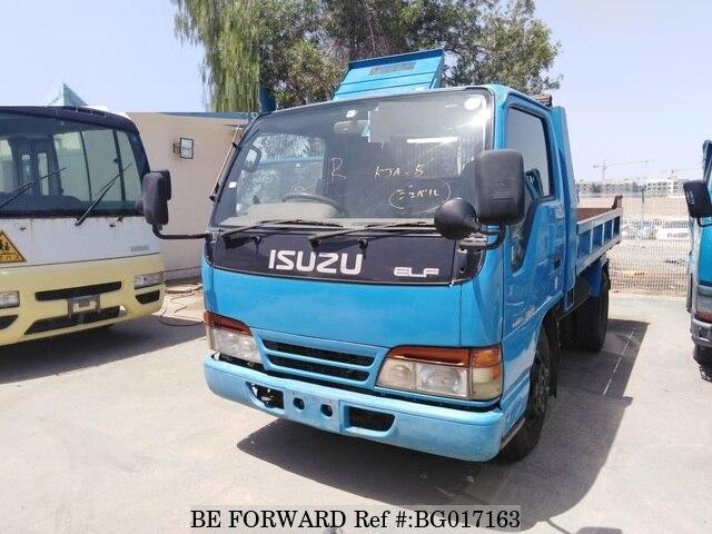 338374bb4f Used 1995 ISUZU ELF TRUCK for Sale BG017163 - BE FORWARD