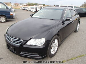 Used 2006 TOYOTA MARK X BG172904 for Sale
