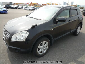 Used 2008 NISSAN DUALIS BG173624 for Sale